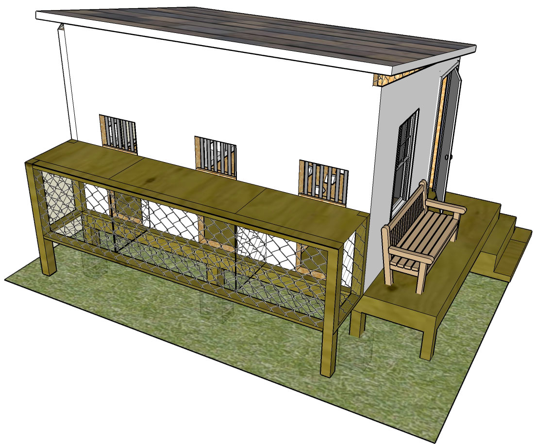 Pdf small pigeon loft plans free diy free plans download for Pigeon coop ideas